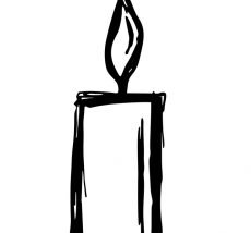 candle - shutterstock_147841340